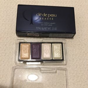 Clé de peau eye color quad refill, 309